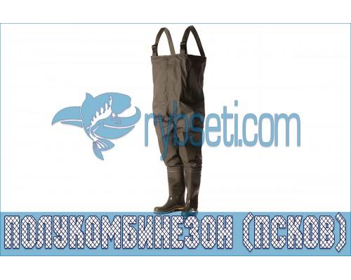 Полукомбинезон рыболова М-01 ПК (Псков) размер №42