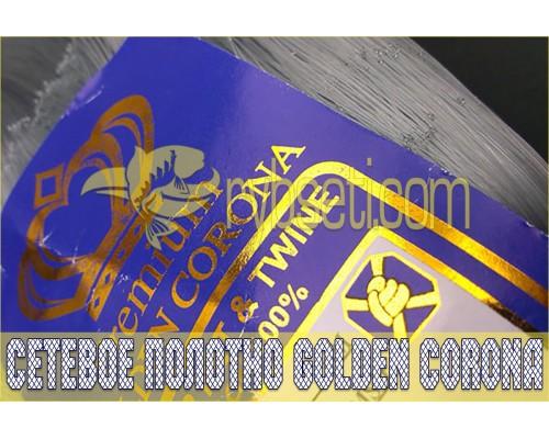 Монофиламентное сетеполотно Golden Corona (Япония) 32мм-0,18мм-75,5я-150м
