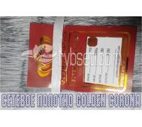 Мульти-монофиламентное сетеполотно Golden Corona (Япония) 55мм-0,18мм*3-75,5я-150м