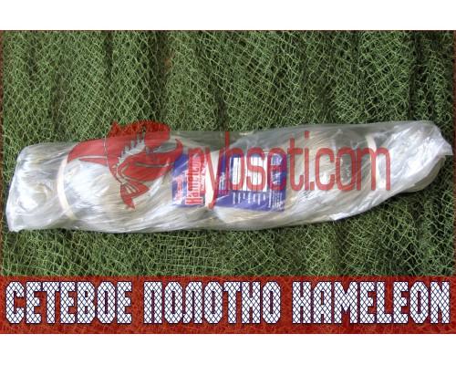 Японское мульти-монофиламентное сетеполотно Хамелеон 100мм-0,20мм*10-6,0м-100м