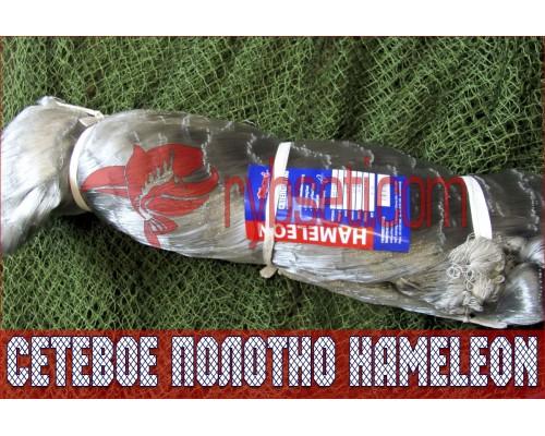 Японское мульти-монофиламентное сетеполотно Хамелеон 120мм-0,20мм*12-6,0м-100м
