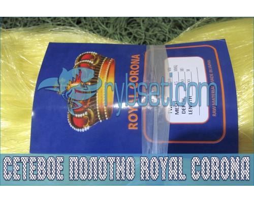 Монофиламентное сетеполотно Royal Corona 45мм-0,18мм-200я-200м