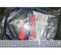 Сеть одностенная Хамелеон (Япония) нейлоновая 55мм-210den2-1,8м-30м